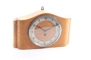 Old Wall Clock Vintage Pekola Watch with Glass D. R.p