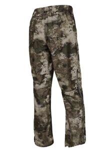 cabelas mt050 Quiet Pack Camouflage gortex rain pants Large Tall 02 Octane Camo