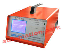 New SV-5Q automobile exhaust gas analyzer HC, CO, CO2, O2, NO Gas Tester Meter