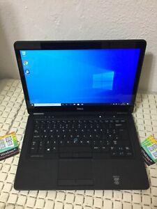 """DELL LATITUDE E7440 14"""" FULLHD TOUCHSCREEN i7-4600U 8GB 500gb PROBLEMA"""