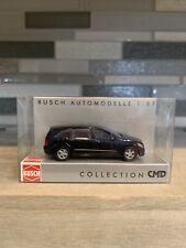 Busch Automodelle Dark Blue Mercedes Benz R-Klasse 1:87 HO Scale #49705
