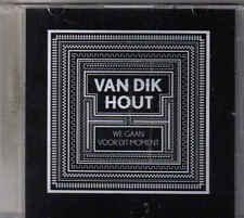 Van Dik Hout-We Gaan Voor Dit Moment Promo cd single