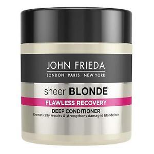 John Frieda Blonde Hair Deep Conditioner Treatment For Damaged Hair, 150 ml