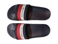806261d77176 Tommy Hilfiger Striped Slides Sandals   Flip Flops for Men for sale ...