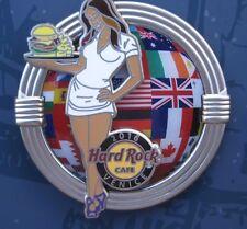 HARD ROCK Cafe / World Burger Tour / Europe / Venice / Pin / P.16*
