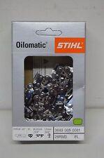 "NEW STIHL 20"" Chain 26RM381  #3689 005 0081 Rapid Micro  81DL .325""P .063""G"