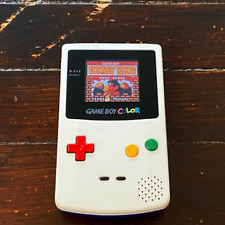 Nintendo Gameboy Color Custom Painted Handheld Game Console IPS GBC Backlight