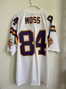 Randy Moss Vikings Mitchell & Ness Jersey 48/XL