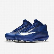 new concept b88df b7ac8 Nike Force Zoom Mens Trout 3 Royal Blue Racer Rush Metal Baseball Cleat  Size 8.5