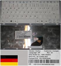 Clavier Qwertz Allemand GATEWAY LT21 One 532H D260 NSK-AS20G KB.I100A.038 Blanc