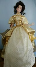 FRANKLIN MINT ARCHIVE DOLL LEGENDARY PRINCESS MIDAS TOUCH