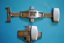 Butterfly Folding Clasp 0 15/16in Stainless Steel Matt Brushed