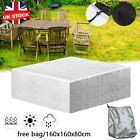 Bbq Waterproof Garden Patio Furniture Cover Rattan Table Square Cube Outdoor