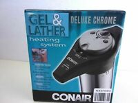 Conair Gel & Lather Heating System, Chrome
