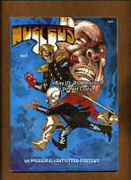 1979 Nucleus #1 VF+ 1st Cerebus Aardvark Outside Own Series Dave Sims Print