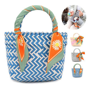 Portable Travel Handbag Tote for Pet Dog Leashes/Toys/Snacks/Water Bottles/Bags