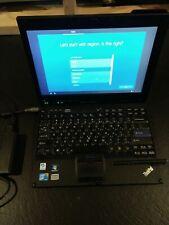 Lenovo ThinkPad X201i 3093-BZ5 (U3400 1.07 GHz, 4GB RAM, 160GB HD, Win 10)