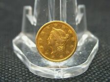 1849 $1 Liberty Head Gold Dollar #1 East Coast Coin & Collectables, Inc.
