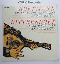 XID 5214 - HOFFMANN - Concerto For Mandoline & Orchestra - Ex Con LP Record