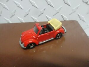 Loose 1977 Tomy Tomica Red Volks-Wagen No. F20