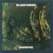 Black Widow - Sacrifice [New CD] Germany - Import