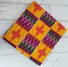 Supreme Kente Fabric - Style 9