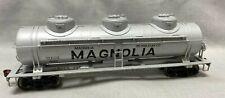 GEM HO Brass Magnolia 3 Dome Tank Car