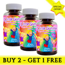 Todorganic The Best Mega Multi-vitamin Gummies - Kosher and Halal -
