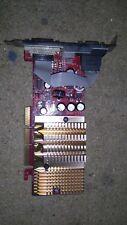 Carte graphique AGP MSI NX6200AX-TD128LF 128MB