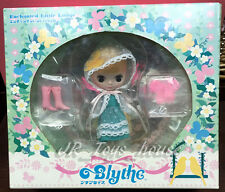 Japon Takara Tomy CWC 1/12 11cm Petite Blythe Doll Enchanted Little Lodge