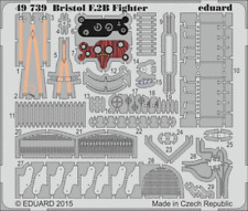 EDUARD 1/48 ETCHED DETAILS 49739 BRISTOL F.2B FIGHTER *FREE POSTAGE WITH KIT*