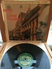 Joe Harriott with Chris Barber at London Palladium Lansdowne Jazz SCX 3392 VG+
