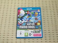 New Super Mario Bros. U + New Super Luigi U für Nintendo Wii U *OVP*