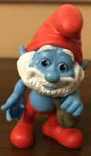 Smurf 2011 Peyo Lafig Figure Animation Character Collectible Rare