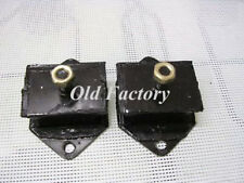 * PEUGEOT 403  engine rubber support   2 PIECES NEW RECENTLY MADE