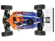 TLR 8 IGHT-Elite carrera Kit: 1/8 X 4WD Buggy Nitro