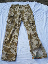 TROUSERS COMBAT ANTIVENTO Desert DP,Pantaloni mimetici da deserto,TGL 90/104/120