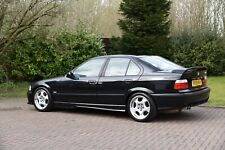 BMW E36 M3 Evo Saloon Individual, 3.2 MANUAL, EXCEPTIONAL, £5,000 recently spent