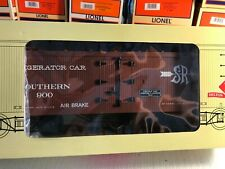 🚅  G SCALE ARISTOCRAFT ART-86221 SOUTHERN WOOD REEFER NEW 👍 G899S