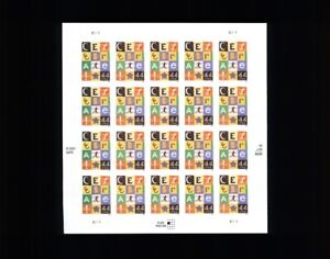 US Scott #4407 Celebrate Full Mint Sheet 20 44cent Stamps