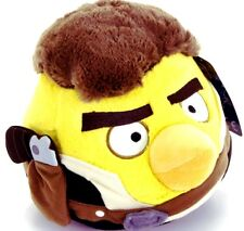 "NUOVO Ufficiale 6 ""HAN SOLO Angry Bird da ANGRY BIRDS STAR WARS COLLECTION"