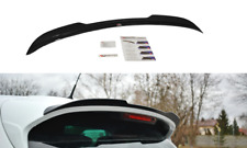 SPOILER EXTENSION/CAP/WING RENAULT CLIO MK4 RS (2013-2019)