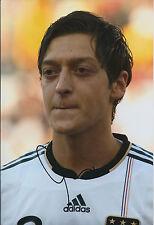 Mesut OZIL Özil Signed Autograph 12x8 Photo AFTAL COA Arsenal GERMAN Authentic