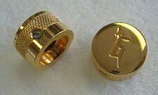 "Gretsch Control Gold ""G"" Arrow Knobs, (Set of 4) 9221022000"