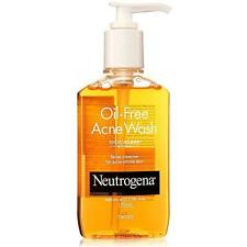 Neutrogena Oil-Free Acne Wash,Gel Based Facial Cleanser For Acne Prone Skin175ml