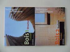 Techniques et Architecture 476 + 477 - Bois 1 et 2 + PARIS POSTER GUIDE
