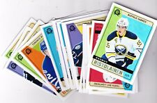 17-18 2017-18 O-PEE-CHEE RETRO w/ UPDATE PARALLEL - FINISH YOUR SET LOW SHIPPING