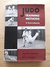 Book Judo of training methods Takahiko Ishikawa 1963