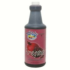 Fruit-N-Ice Pomegranate Blender Frozen Mix 3:1 Bottle