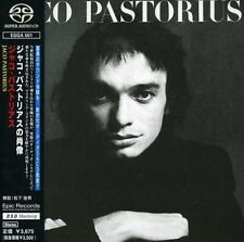 SACD JACO PASTORIUS DSD mastering From Japan  Free Shipping Super Audio CD NEW